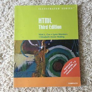HTML Third Edition Coding Textbook